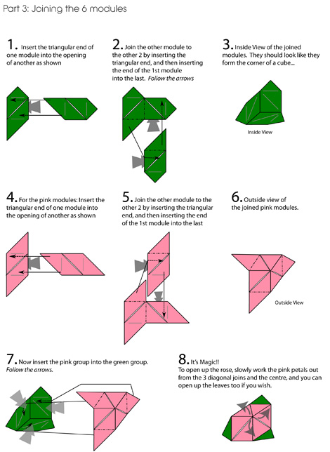 origami rose cube instructions driverlayer search engine